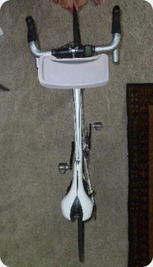 自行车托盘