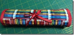 Zach's pencil roll