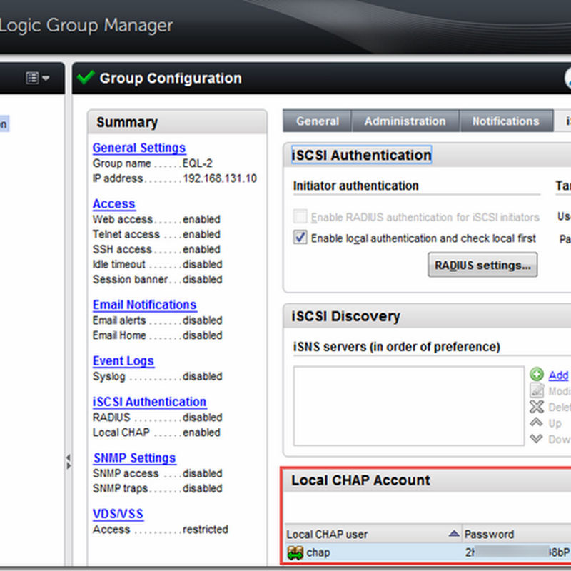 Clustering Server 2012 R2 with iSCSI Storage