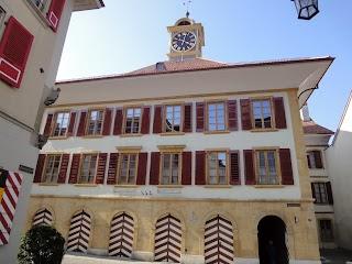 Hôtel de ville à Morat