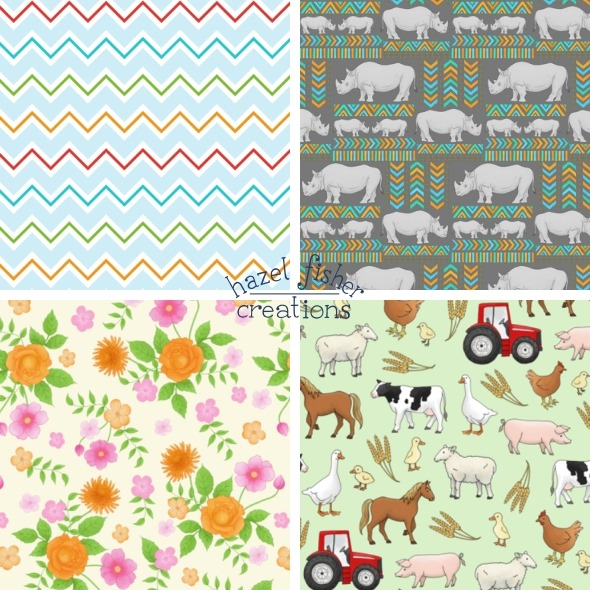 2014 August 07 new fabric designs spoonflower hazel fisher creations