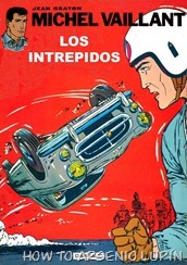 Michel Vaillant - 007 Los Intrepidos por Doncomic
