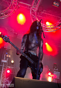 Borgne au Hellfest 2014
