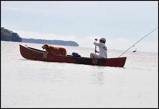 03 - Fisherman and his dog