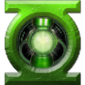 greenlantern go launcher theme icon