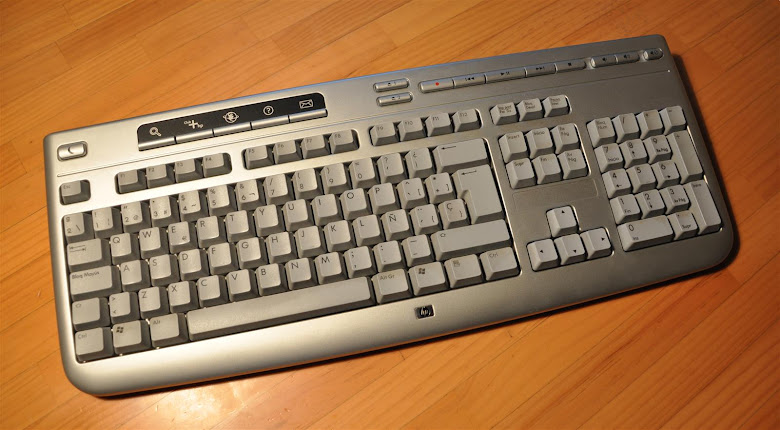 HP Wireless Keyborard