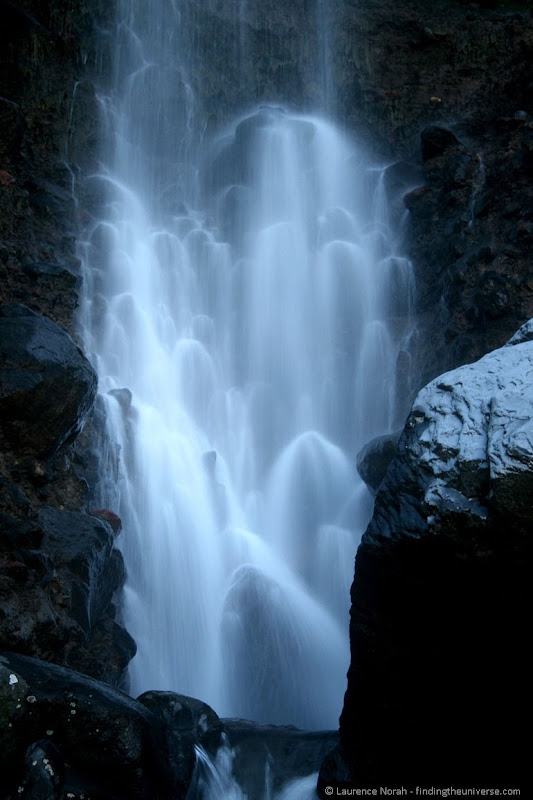Waterfall in slow motion - Waitonga Falls