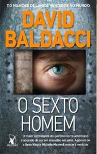 O Sexto Homem, por David Baldacci