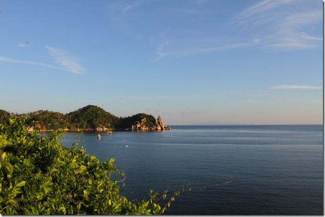 View from Cape Gul Juea, Koh Tao