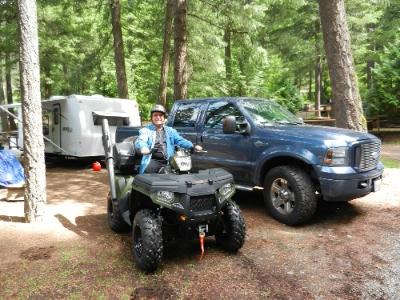 William Hay, Writer: Polaris Sportsman 500 H O  ATV