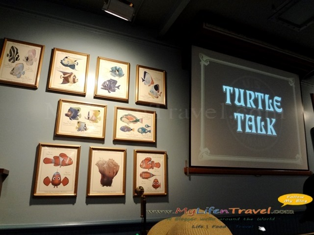 Turtle Talk Disneysea