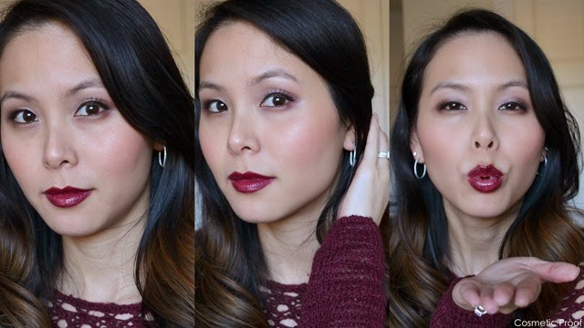 NYC Beauty Pro Bold Lip