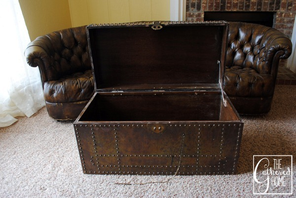 vintage brass trunk8