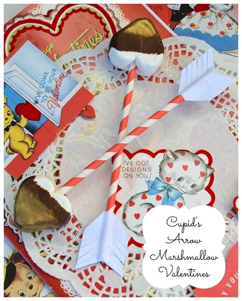 marshmallow cupid arrow valentine7