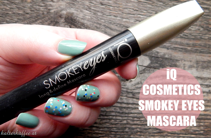 iQ Cosmetics Smokey eyes Mascara