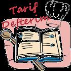 Tarif Defterim icon