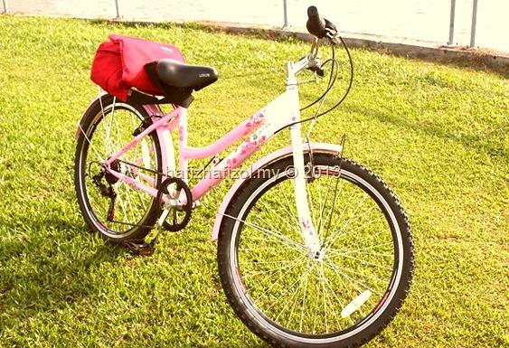 basikal taman botani