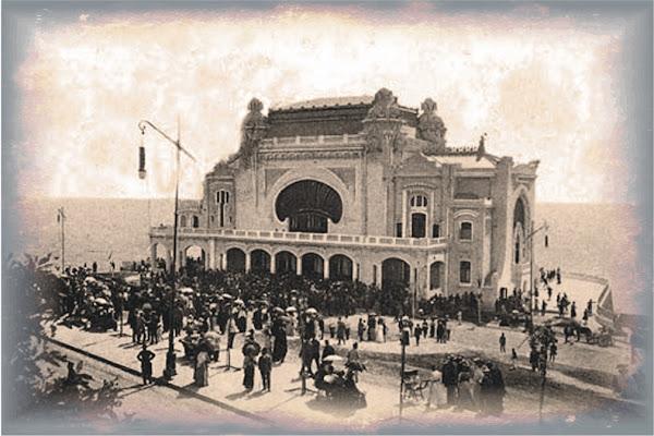 Imagini pentru Cazinoul lui Daniel Renard 1903