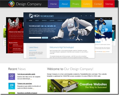 Design-Company-Website