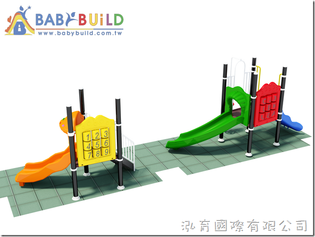 BabyBuild 小型遊樂設施規劃