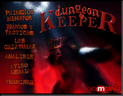 Dungeon keeper guia