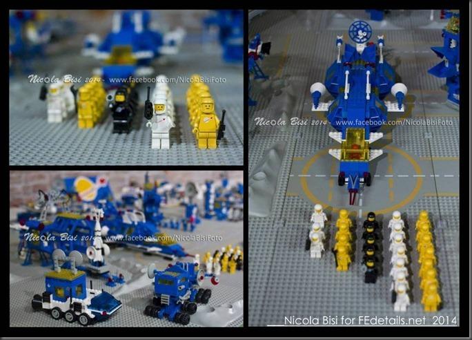 Mostra Lego 2014 nel Castello Estense, photo2 - Nicola Bisi