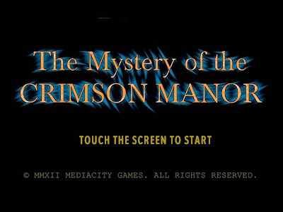 The Mystery of Crimson Manor v1.5