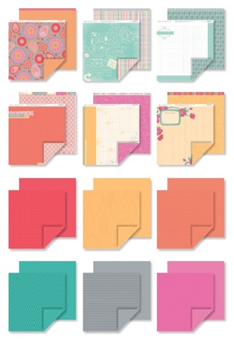 Dream Pop cardstock   designer