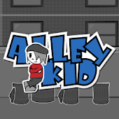 Alley kid