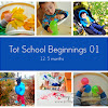 Toddler Beginnings 01: Activities for 12.5 Months Toddlers