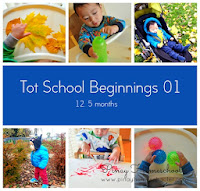 Beginning Homeschooling for Toddlers 01