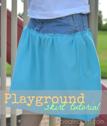 PLayground Skirt Tutorial