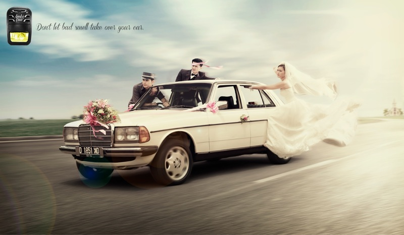 Just married aotw