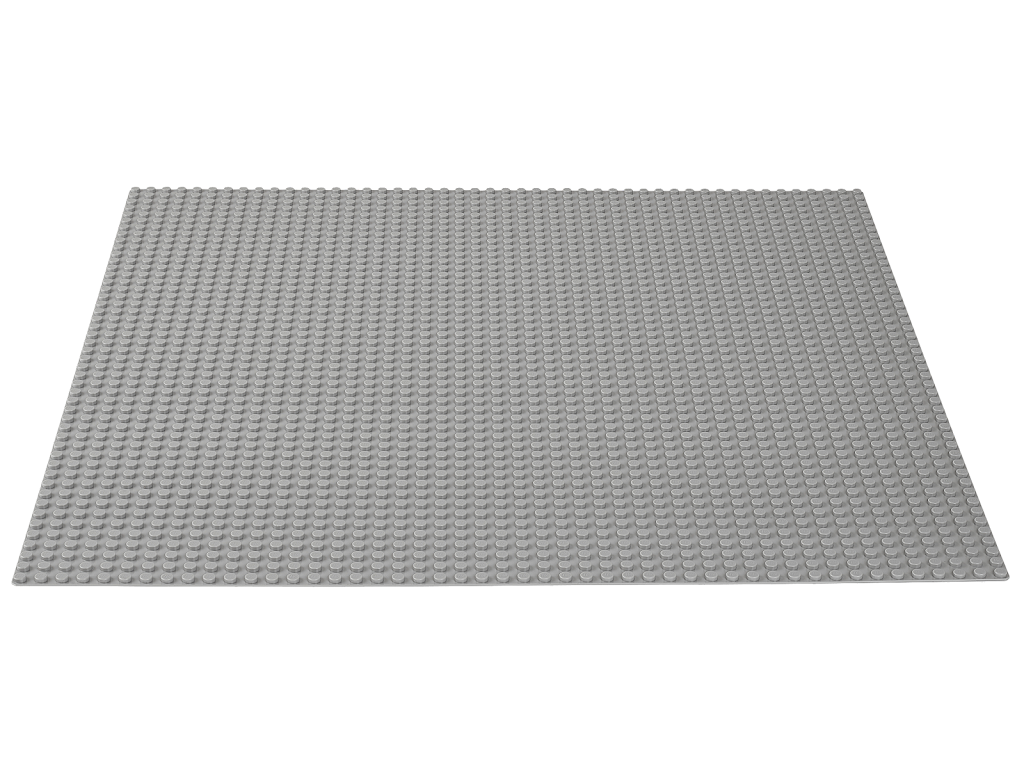 Bricker Construction Toy By Lego 10701 48x48 Grey Baseplate