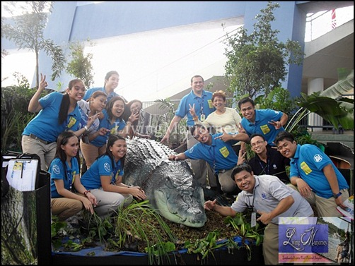 Lolong Replica at Nido Fortified Science Discovery Center (2)