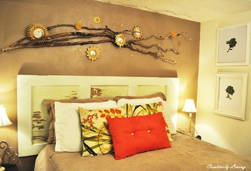 bed wall 7