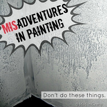 MIS adventures in painting