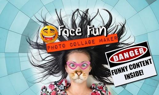 Face Fun - Photo Collage Maker - screenshot thumbnail