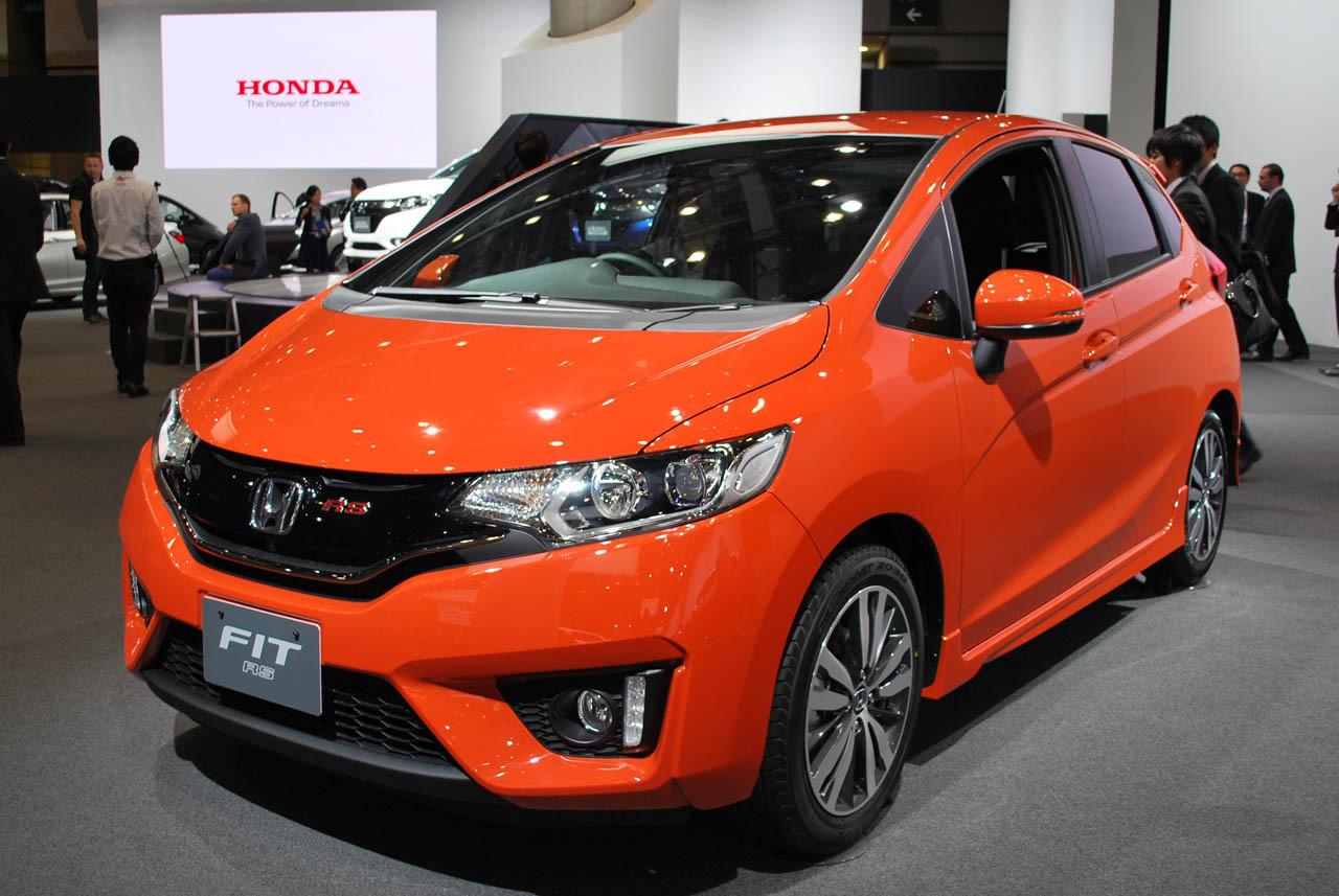 2014 Honda Fit / Jazz Tokyo'da tanıtıldı - Turkeycarblog