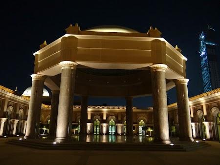 Hotel de lux: Emirates Palace Abu Dhabi