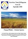 Edição 25 de setembro de 2008 Feliz Mabon Equinócio de Outono