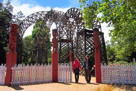 Imagini Insula de Nord: traseu cultural Rotorua
