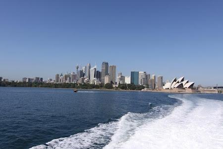 Imagini Australia: Sydney - Cu Sydney in zare