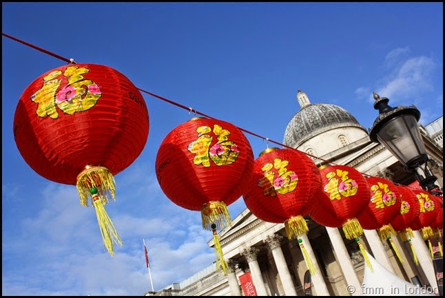 Chinese New Year London 2014