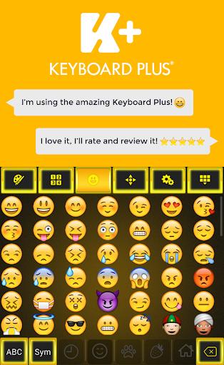 霓虹灯黄金键盘 個人化 App-癮科技App
