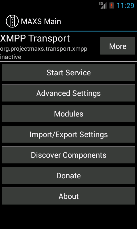 MAXS Module LocationFine- screenshot