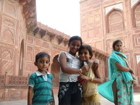 Slumdog millionaire Taj Mahal