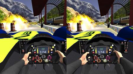 VR Car Vs Train 1.0 screenshot 6176