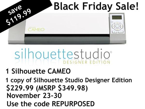 CAMEO black friday sale