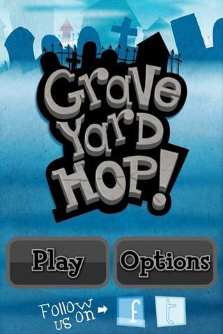 Graveyard Hop- screenshot
